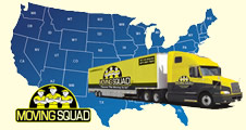 Full Service Moves Anywhere in the Continental U.S